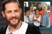 tom hardy gay sung sot cho cac fan tai mot tram xang