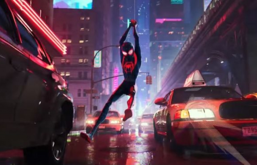 thay gi qua trailer spider man into the spider verse