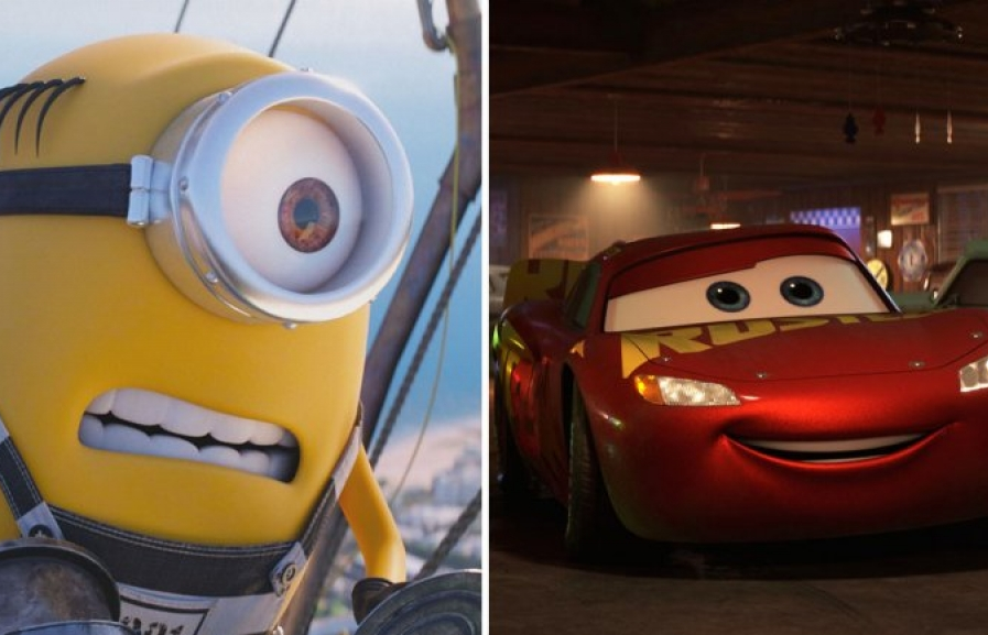 despicable me 3 va cars 3 phim nao chien thang trong mua phim he 2017