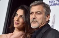 Vợ chồng George Clooney giúp đỡ 3.000 trẻ em tị nạn Syria