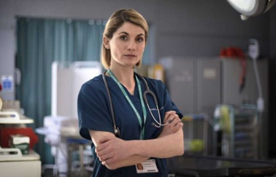jodie whittaker bat mi ve lan dau tham gia doctor who