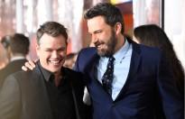 Ben Affleck và Matt Damon cộng tác trong bộ phim 'McDonald's Monopoly'