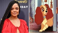 tessa thompson long tieng cho lady and the tramp