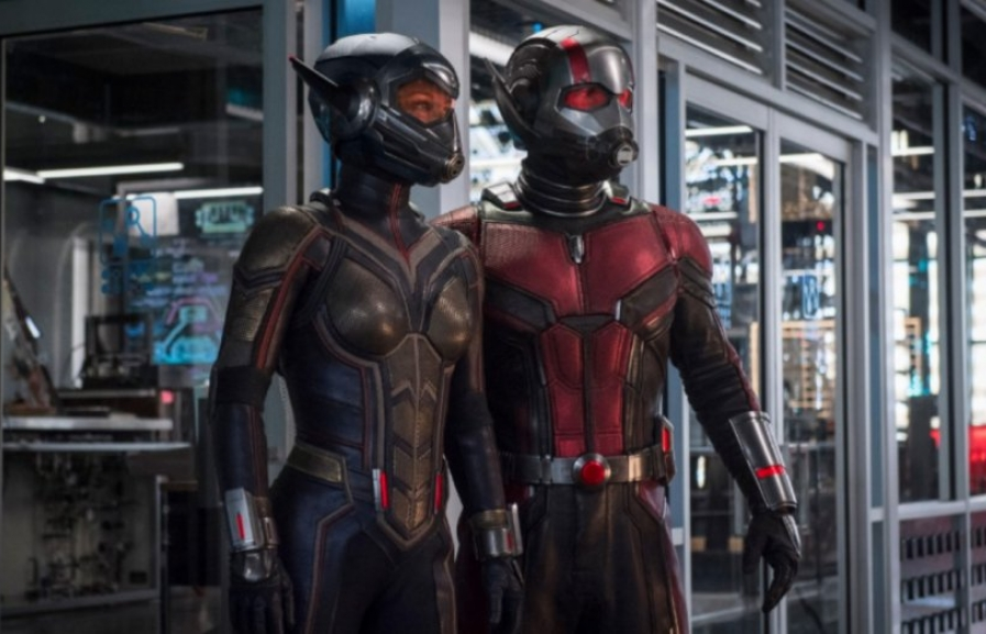 ant man and the wasp thang lon tai trung quoc
