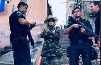 Madonna bị 'tố' tại Brazil