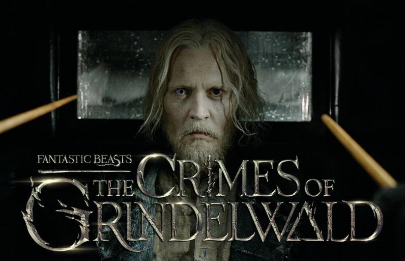 fantastic beasts the crimes of grindelwald thang lon tren toan cau trong tuan dau cong chieu