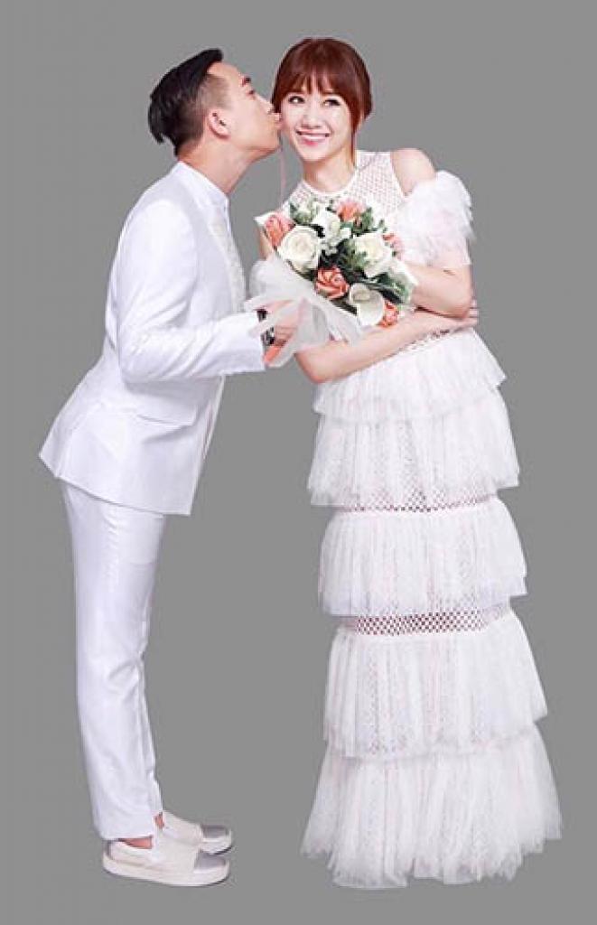 ngay truoc dam cuoi tran thanh lam tho tang hari won gay bao like
