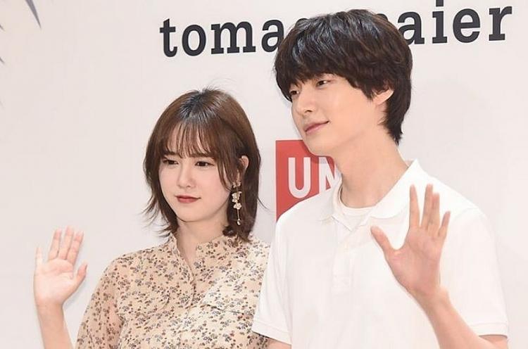 ahn jae hyun van tham gia phim moi binh thuong sau khi bi phanh phui doi xu te bac voi goo hye sun