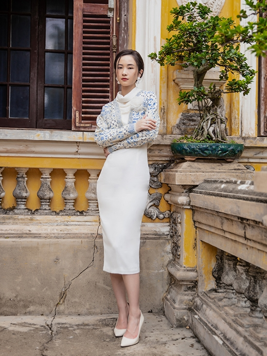 'Choáng ngợp' trước thời trang 'có gu' của 'bà trẻ' Jun Vũ – Lý Lệ Hà trong 'Gái già lắm chiêu V'