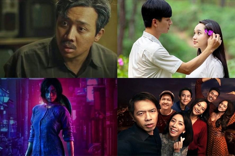 Điểm lại Top 5 phim điện ảnh Việt có doanh thu cao ngất ngưởng