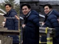 Lee Min Ho 'xuống sắc' tăng cân rõ rệt, 'nam thần 6 múi' đâu mất rồi!