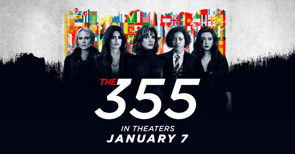 Biệt đội nữ anh hùng 'The 355' tung trailer mới với đội hình chất lừ
