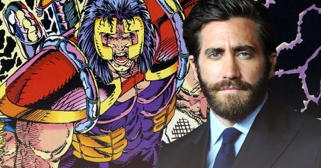 Jake Gyllenhaal bận rộn chạy show phim trường, đóng vai chính trong 'Prophet'