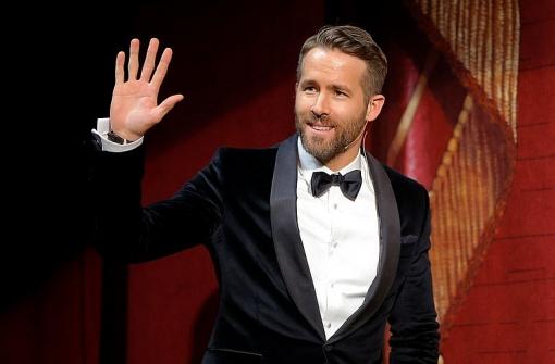 Tài tử Ryan Reynolds muốn về hưu sớm?