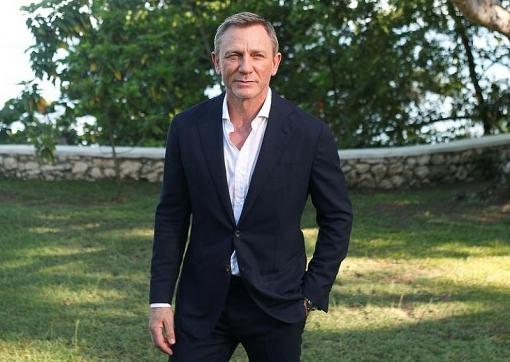 'Điệp viên 007' Daniel Craig nói không với mạng xã hội
