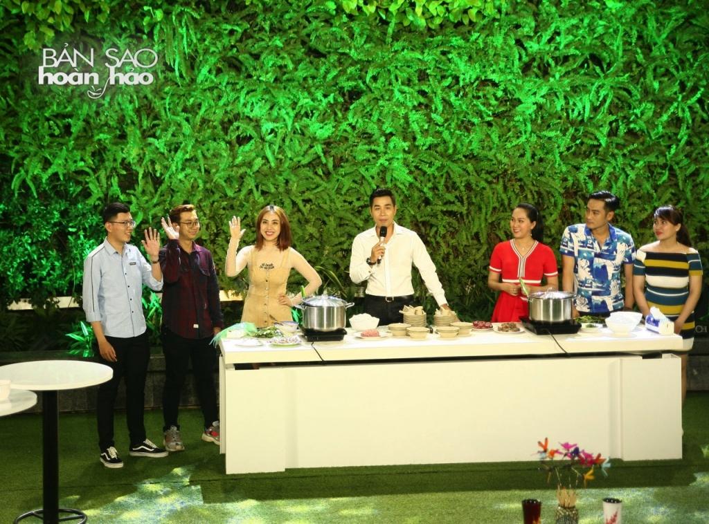 'Bản sao hoàn hảo' tập 7: Miko Lan Trinh với thử thách nấu phở