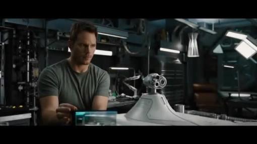 Passengers - Người Du Hành Official Trailer [Dự kiến 21.12.2016]