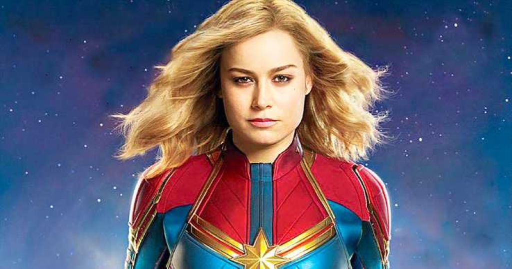 Captain Marvel - Trailer phim