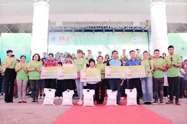 Gắn kết yêu thương - Hành trình nhân ái, sẻ chia tại Tân An, tỉnh Long An