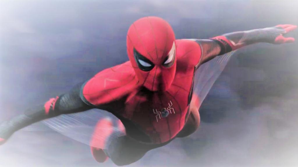 Màn tái xuất cực ngầu của người nhện trong 'Spider-Man: Far from home'