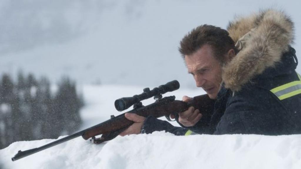 Cùng xem những pha hành động mang thương hiệu Liam Neeson trong 'Cold Pursuit'
