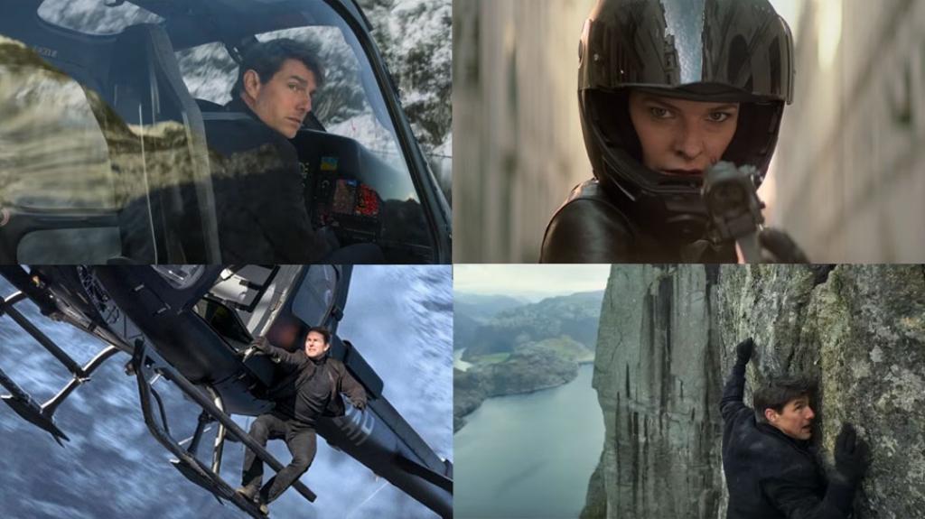 Cùng điệp viên Ethan Hunt biến điều không thể thành có thể trong 'Mission: Impossible - Fallout'