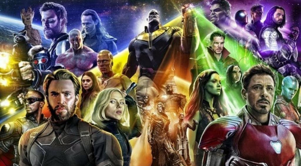 Nghẹt thở với cuộc chiến bảo vệ trái đất trong 'Avengers: Infinity War'