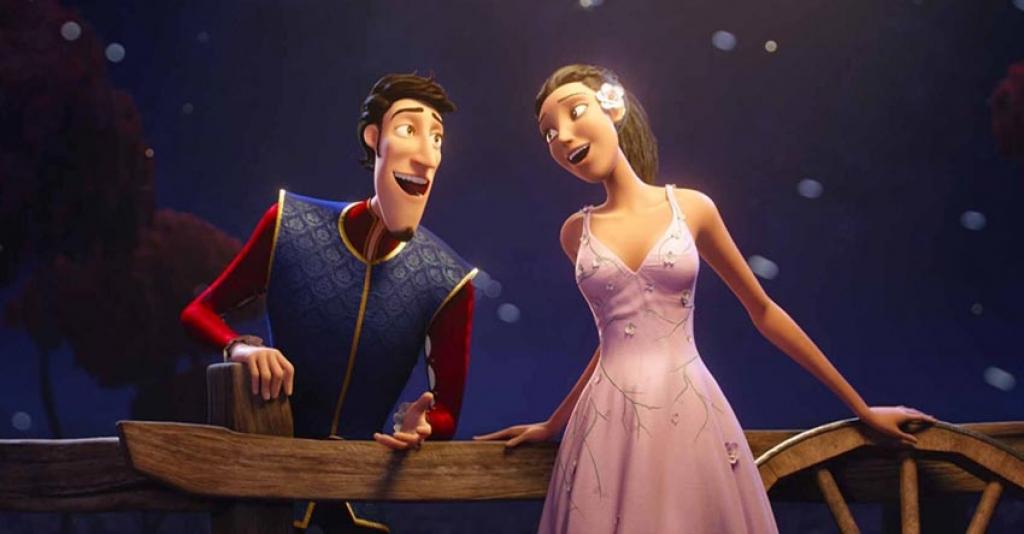 Câu chuyện dở khóc dở cười của chàng hoàng tử được tất cả các cô gái yêu trong 'Charming'