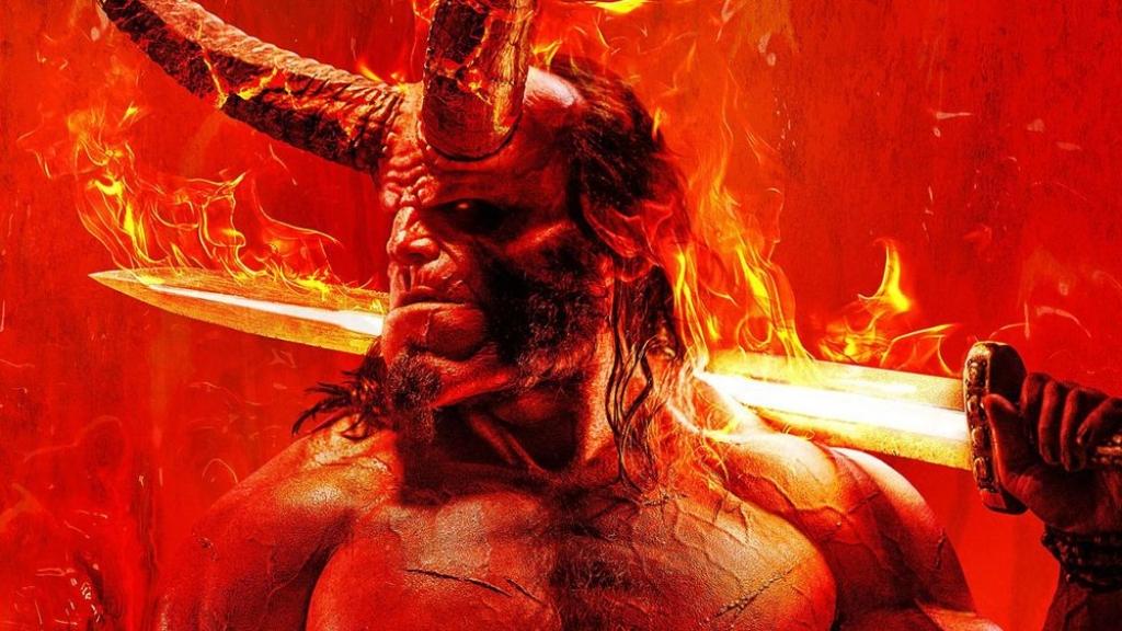 Đứa trẻ của địa ngục đã quay trở lại trong 'Hellboy' Reboot