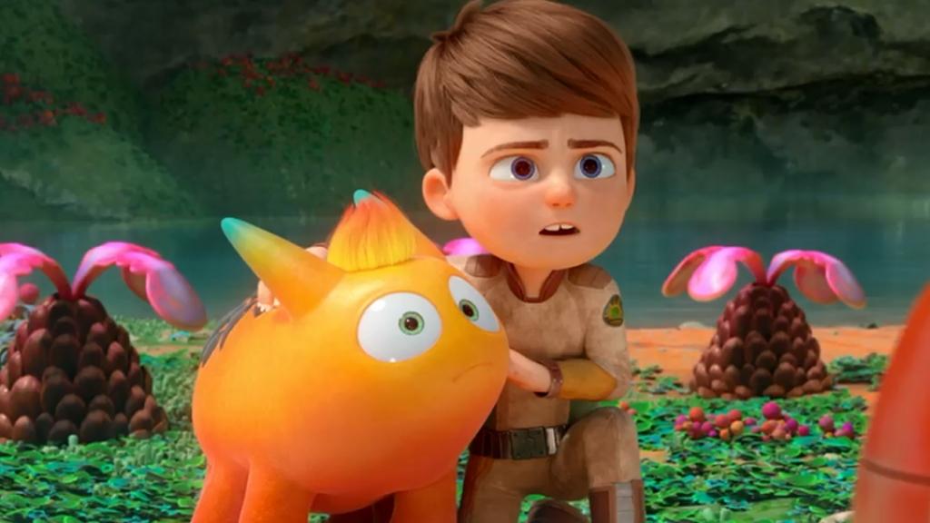 Tai nạn bất ngờ đến với một cậu bé khiến cậu phải ở một mình trong 'Terra Willy: Cuộc phiêu lưu đến hành tinh lạ'