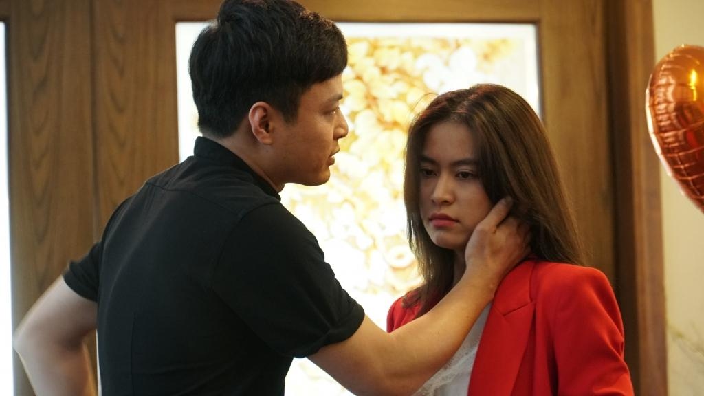 Hồng Đăng và Hoàng Thùy Linh lại có dịp yêu nhau trong bộ phim truyền hình 'Mê Cung'