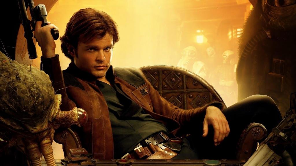 Khám phá cuộc đời đầy màu sắc của Han Solo trong 'Solo: Star Wars Ngoại Truyện'