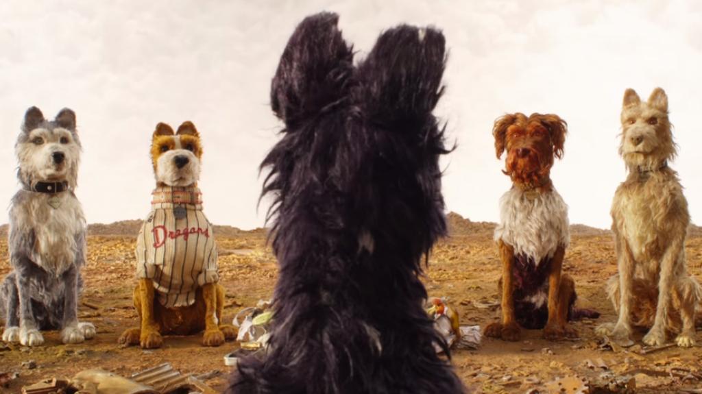 Thưởng thức bộ phim hoạt hình đầy nhân văn trong 'Đảo Của Những Chú Chó'