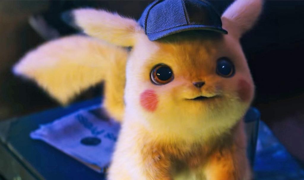 Cùng Pikachu khám phá thế giới trong 'Pokémon: Detective Pikachu'