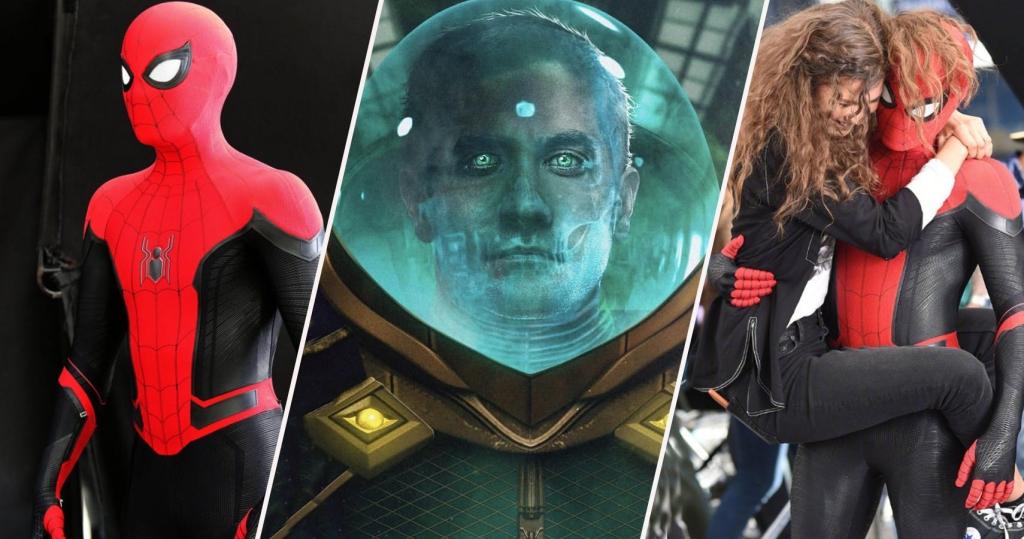 Một người nhện hoàn toàn mới sau cuộc chiến 'Endgame' trong 'Spider-man: Far From Home'