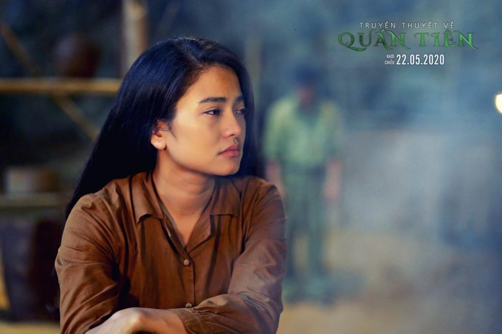 Sởn da gà với ca khúc OST của phim 'Truyền thuyết về quán Tiên'