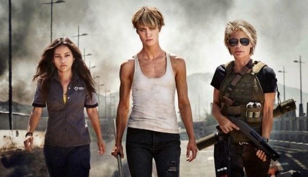 Cuộc hành trình chiến đấu đầy khốc liệt của Sarah Connor trong 'Terminator - Dark Fate'