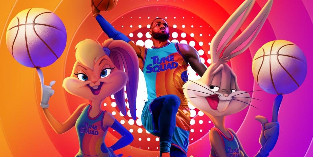 """Cùng LeBron James chơi bóng rổ trong """"Space Jam: A New Legacy"""""""