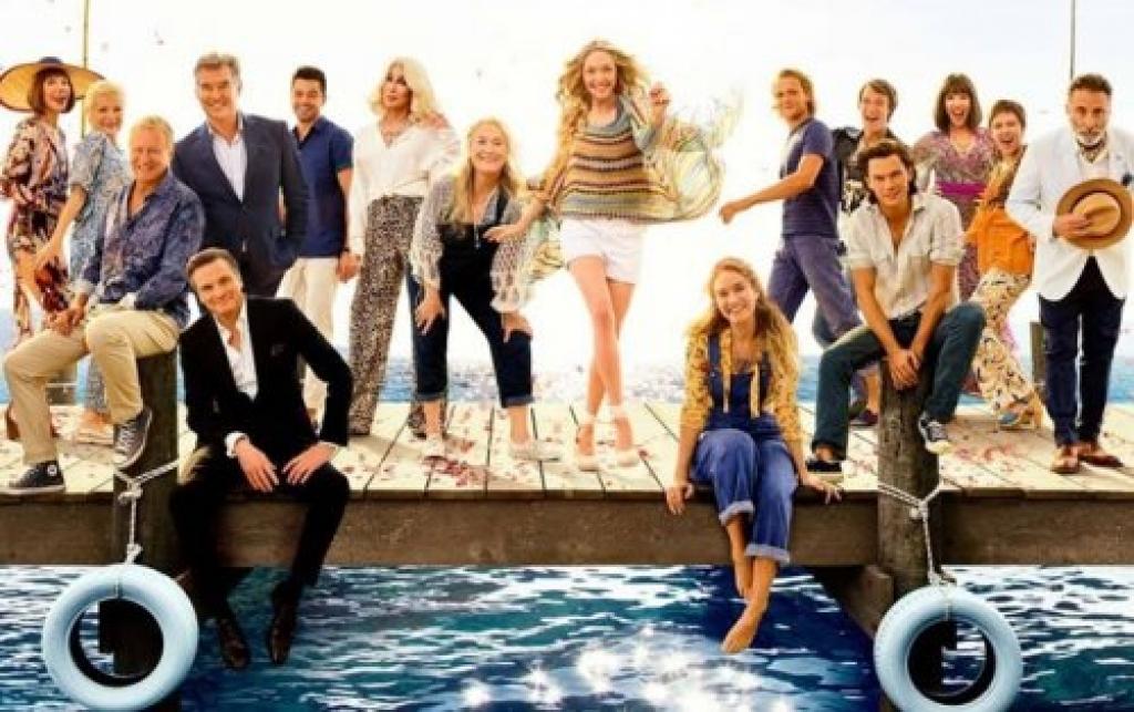 Cùng đắm chìm trong thế giới âm nhạc với 'Mamma Mia!: Yêu Lần Nữa'