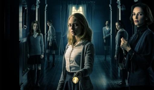 Kinh hoàng với ngôi trường ẩn chứa bí mật cổ xưa trong 'Down A Dark Hall'