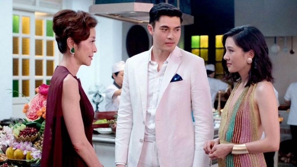 Cô gái đối mặt với nhiều thách thức của mẹ chồng tương lai trong 'Crazy Rich Asians'