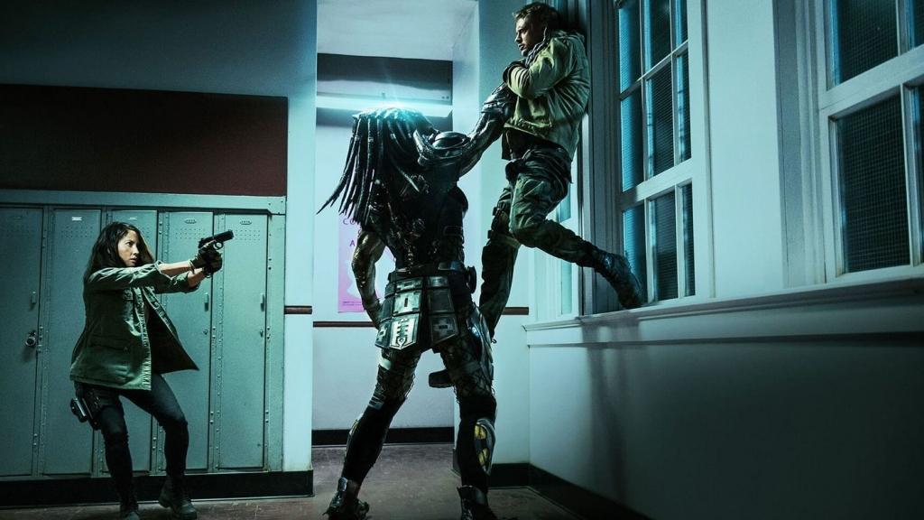 Kinh hoàng với những kẻ máu lạnh ngoài hành tinh trong 'The Predator'