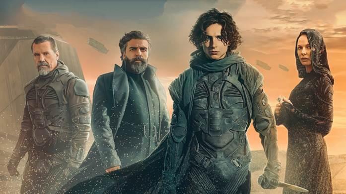 Siêu phẩm khoa học viễn tưởng 'Dune' tung trailer cực kì ấn tượng