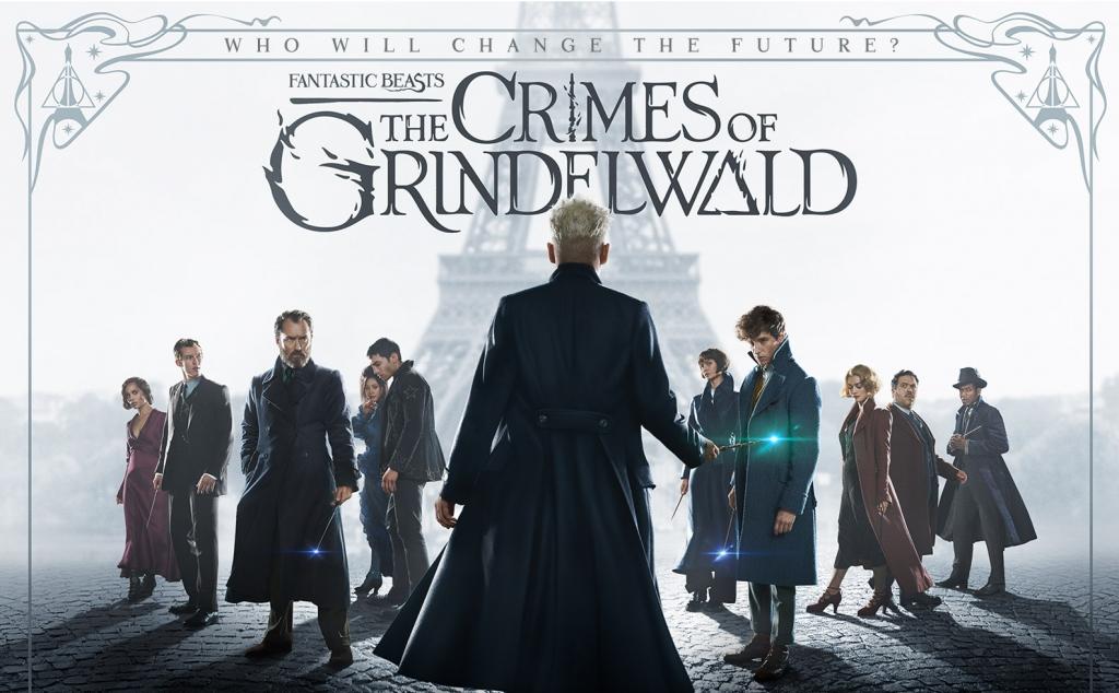Cùng tiếp tục khám phá thế giới phù thủy đầy huyền bí trong 'Fantastic Beasts: The Crimes of Grindelwald'