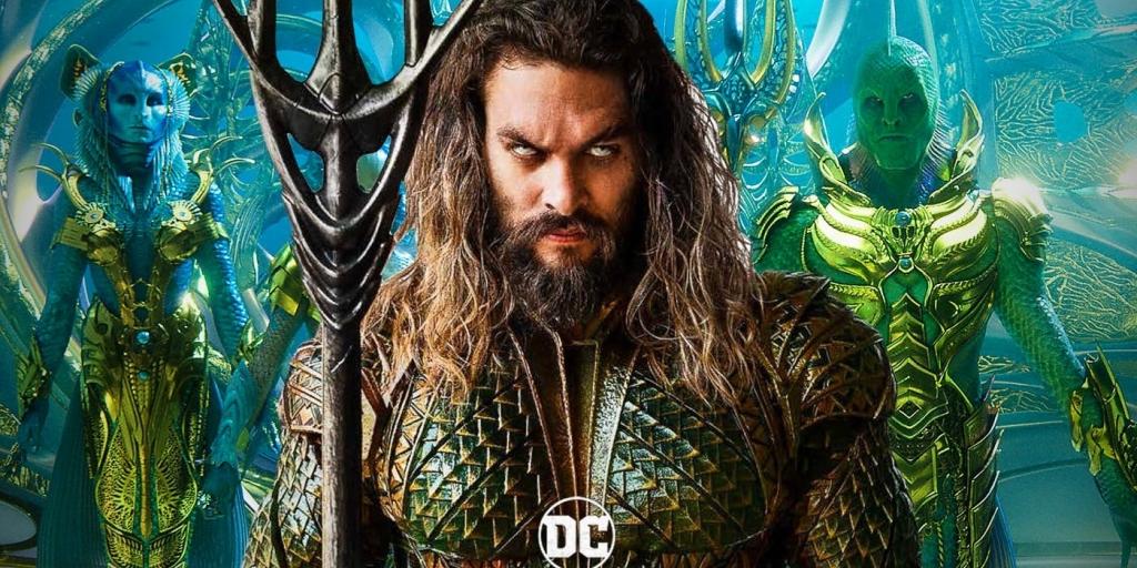 Hành trình trở thành ông chủ đại dương của Athur Curry trong 'Aquaman'